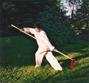 Pa kua Spear