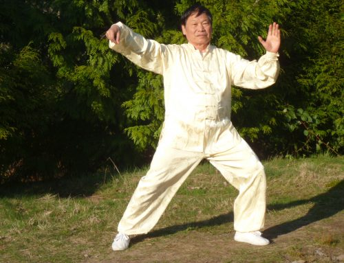 15 Tai chi Golden Form